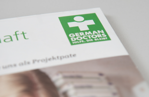 Informationsflyer German Doctors
